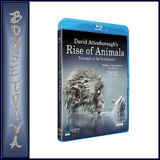 DAVID ATTENBOROUGH - RISE OF ANIMALS: TRIUMPH OF THE VERTEBRATES **BRAND NEW **