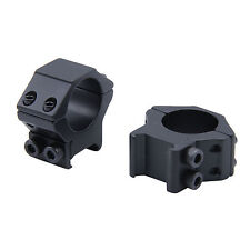 CCOP Tactical Aluminum Rings for 1 Inch tube Rifle Scope Size Low AR-1002WL