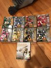 9 Mighty Morphin Power Rangers Sh Figuarts Complete Set SDCC