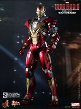 IRON MAN MARK xvll HEART BREAKER DA COLLEZIONE SCALA 1/6TH Figura MMS212