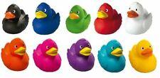mbw Quietscheente Badeente Gummiente Badespaß Quietsche Ente 75 mm viele Farben