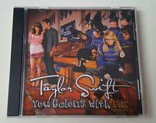 Taylor Swift You Belong With Me USDJ Promo