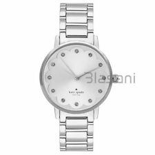Kate Spade Original KSW1046 Women's Gramercy Silver Stainless Steel Watch 34mm