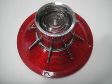 """1964 Ford Galaxie Tail Light Lens NEW - 500 XL with """"star"""" bezel"""