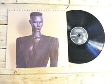 GRACE JONES NIGHTCLUBBING 33T LP VINYLE EX COVER EX ORIGINAL 1985