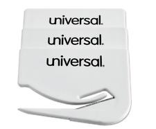 Universal Hand Letter Opener, 3 pack New