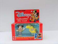 MATTEL 6466 DISNEY MICKEY MOUSE COLLECTIBLE DIE-CAST MINT BOXED