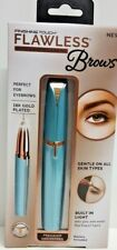 Finishing Touch Flawless Brows, Painless Precision Hair Remover, Sea Glass