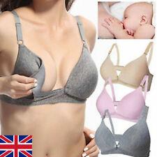 * Women Maternity Pregnant Nursing Bra Breastfeeding Bras Baby feeding