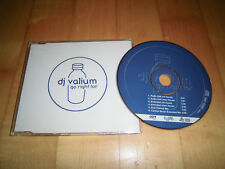 DJ Valium - Go Right For Maxi-CD (EAMS 2395-2)