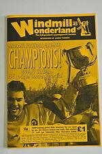 Football Fanzine. Independent Leamington FC Fanzine. Issue 64. 2013.  VGC.