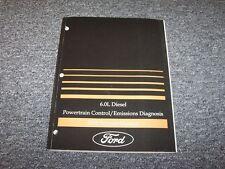 2010 Ford E150 E250 E350 E-Series Powertrain Control & Emissions Service Manual