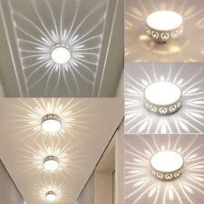 Modern Ceiling Light Led Chandelier Acrylic Fixtures Pendant Lamp Hallway Light