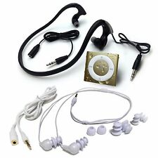 Bundle Underwater Audio 100 Waterproof iPod & Swimbuds Sport Headphone Hot Pink