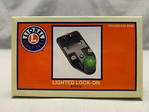 Lionel Lighted Lock-on 6-14112 - NIB