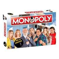 Monopoly La Que Se Avecina - Juego de Mesa - Inspirado en la Serie TV n°1