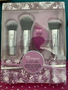 Real Techniques Limited Edition Sparkle On-The-Go Set
