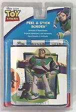 Disney Toy Story Buzz Lightyear Removable Peel & Stick Wall Border Wallpaper