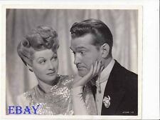 Lucille Ball C.S. Bull VINTAGE Photo  Red Skelton Du Barry Was A Lady