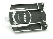 """Rollei Rolleiflex TLR Twin Lens Quick Tripod Release Plate With 3/8"""" Thread. Ex."""