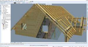 ALLPLAN All Add-In HOLZHAUSPLANER | Holzbau Architektur Konstruktion
