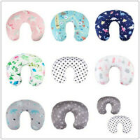 Boritar Nursing Pillow Cover Minky Soft Infant Breastfeeding Cover Various