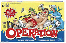 Operation Children's Contemporary Board & Traditional Games