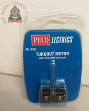 PECO Lectrics Pl-10e Turnout Motor With Extended Drive Pin
