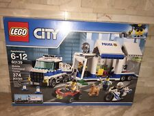 LEGO CITY SET 60139 MOBILE COMMAND CENTER POLICE