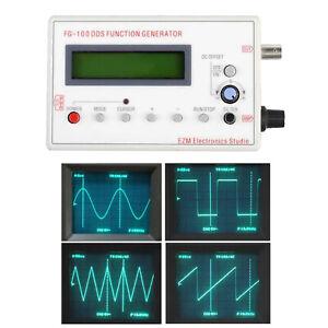 1Hz 500KHz FG 100 DDS Funktionssignalgeneratormodul Sinus + Rechteckwelle