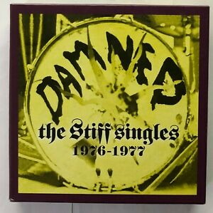 Damned The Stiff Singles 1976-1977