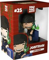 JonTron YouTooz Vinyl Figurine Collectable LIMITED EDITION *NEVER OPENED*