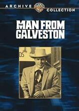 MAN FROM GALVESTON - (1963 Jeffrey Hunter) Region Free DVD - Sealed