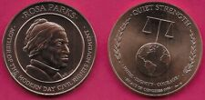 Usa Medal Bu Rosa Parks First Lady Of The Civil Rights Bronze Medal 1.5 Inch Mot