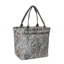 LeSportsac Classic Collection Small Every Girl Tote Bag in Paisley Swirl NWT