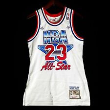 100% Authentic Michael Jordan Mitchell & Ness 91 NBA All Star Jersey Size 36 S