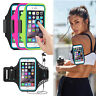 Sports Armband Running Jogging Riding Gym Arm Band Pouch Phone Holder Bag Case