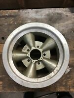 ET Vintage Aluminum 5 Spoke Wheel GM 14x6