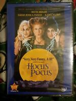Disney's Hocus Pocus (DVD) BRAND NEW! FAST SHIPPING!