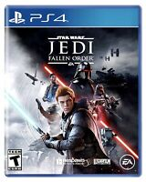 Star Wars Jedi Fallen Order PS4 BRAND NEW FACTORY SEALED Sony PlayStation 4 PS 4