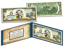 VIRGIN ISLANDS $2 Statehood VI Territories Two-Dollar U.S. Bill Legal Tender