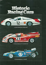Catalogue Heller Historic Racing Car 1975 Porsche 917 Ferrari Alpine A110 Lotus