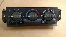 Rebuilt 99 00 01 02 Silverado 1500 Heater AC Temperature Controller 15054697