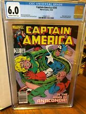 Captain America #310  Marvel 10/85  CGC 6.0  Serpent Society