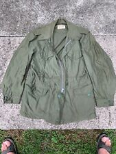 Rare US OG107 Field Jacket Coat Sateen Pre Vietnam Era 1958 Dated Medium Regular