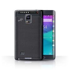 STUFF4 Case/Cover for Samsung Galaxy Note Edge/N915/Speaker Design/Amp/Amplifier