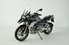 1:10 PARAGON BMW R1200GS Thunder Motorcycle Die Cast Model Grey