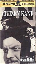 Citizen Kane (VHS, 1999) - Politcal Drama - NEW/SEALED