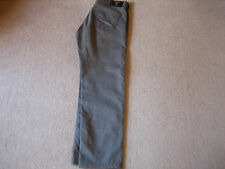 Original Versace Jeans Hose grau  Größe 35