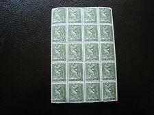 VATICANO - sello yvert y tellier nº 444 x20 (mayoría N ) (Z4)